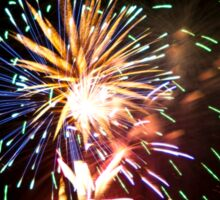 4th of July Fireworks  Sticker