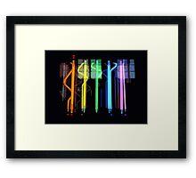 Neo Framed Print