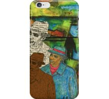 The Musician: Mind-Body-SOUL iPhone Case/Skin