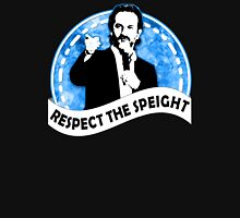 Respect the Speight (T-Shirt & Sticker) Unisex T-Shirt
