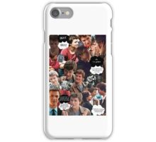 Augustus Waters The Fault In Our Stars Collage iPhone Case/Skin