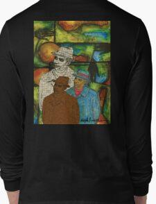 The Musician: Mind-Body-SOUL Long Sleeve T-Shirt