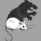 The Strange Case of Dr. Mouse ans Mr. Rat by sergio37