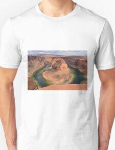 Horseshoe Bend in Arizona Unisex T-Shirt