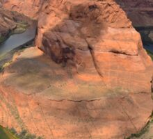 Horseshoe Bend in Arizona Sticker