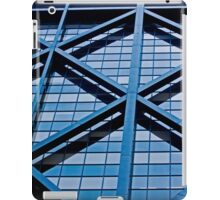 Urban Lines on a Building in San Francisco iPad Case/Skin