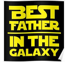 Best Father in the Galaxy Poster