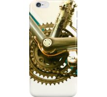 Bicycle Gears iPhone Case/Skin