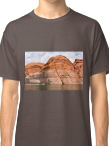 Lake Powell in Arizona, USA Classic T-Shirt