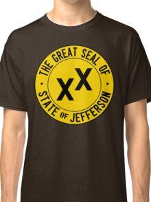 State of Jefferson Classic T-Shirt