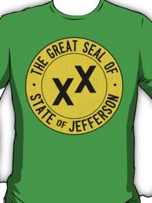 State of Jefferson T-Shirt