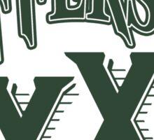 Jefferson XX Sticker