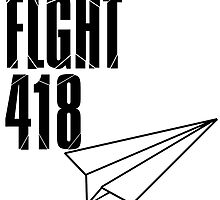 Flight 418: Black by Dianthus