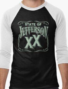 Jefferson XX Men's Baseball ¾ T-Shirt