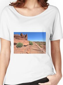 Wupatki National Monument park Women's Relaxed Fit T-Shirt