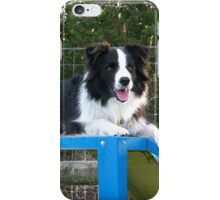 Clever OLLIE goes to Unitec..........!! iPhone Case/Skin
