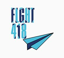 Flight 418: Blue T-Shirt