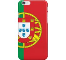 The Portugal Flag iPhone Case/Skin