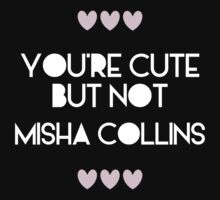 Cute but not Misha Collins - liferuiner 03 by Susanna Olmi