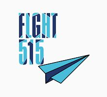 Flight 515: Blue Unisex T-Shirt