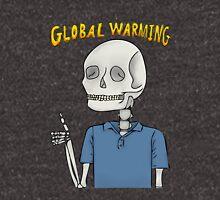 Global Warning Skeleton Unisex T-Shirt