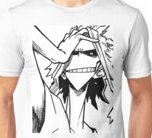 All Might-Boku no Hero Academia Unisex T-Shirt