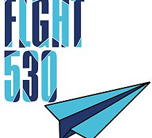 Flight 530: Blue by Dianthus