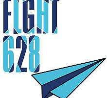 Flight 628: Blue by Dianthus
