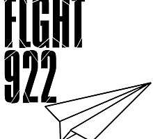 Flight 922: Black by Dianthus