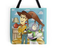You've got a friend in me Tote Bag