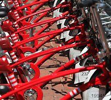 City bicycle parking by mrivserg