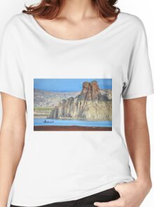 Lake Powell in Arizona, USA Women's Relaxed Fit T-Shirt