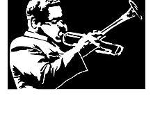 Dizzy Gillespie by 53V3NH