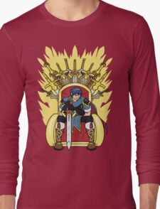 The Hero King Of Emblems Long Sleeve T-Shirt