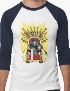 The Hero King Of Emblems Men's Baseball ¾ T-Shirt