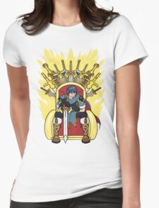 The Hero King Of Emblems Womens Fitted T-Shirt