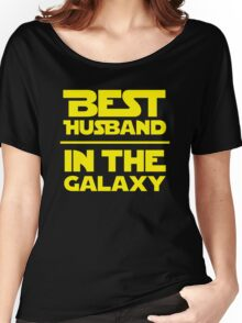 Best Husband in the Galaxy Women's Relaxed Fit T-Shirt