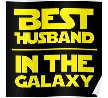 Best Husband in the Galaxy Poster