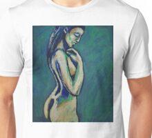 Romantic Dreamer - Female Nude Unisex T-Shirt