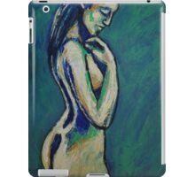 Romantic Dreamer - Female Nude iPad Case/Skin