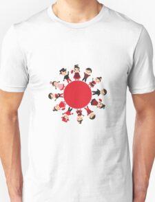 Flamenco world Unisex T-Shirt