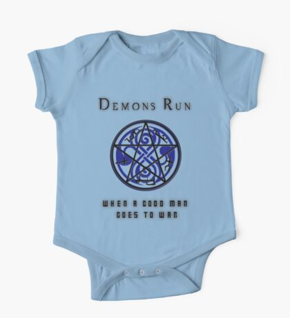 SuperWHO - Demons Run One Piece - Short Sleeve