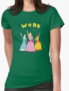 Super Hamilton Princesses Womens Fitted T-Shirt