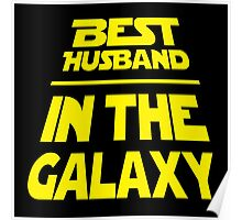 Best Husband in the Galaxy - Title Crawl Poster