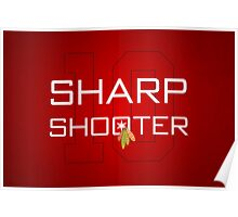 Sharp Shooter Poster