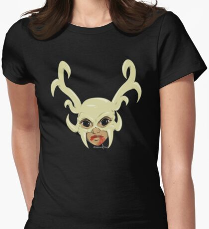Jane Doe Womens Fitted T-Shirt