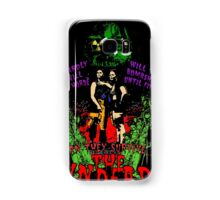 Tick and Tock vs. the Undead Samsung Galaxy Case/Skin