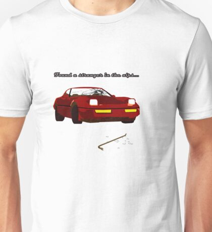 Found A Stranger In The Alps Unisex T-Shirt