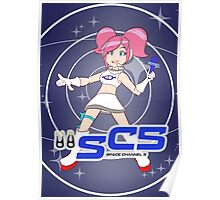 Space Patrol Ulala Poster