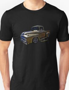 Flaming Ford Pickup T-Shirt from VivaChas! T-Shirt